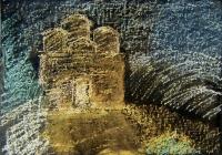 Stilo, La Catolica - 2006 olajpasztell, ecoline, papír, 29x41 cm