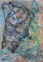 A szél ereje  - 2013 olaj, farost, 70×50 cm