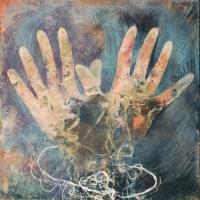 Szabadság 2014 olaj, karton, 30×30 cm