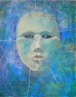 Ki lakik benne? - 2013 olaj, vászon, 50×40 cm