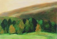 Antropomorf táj  - 2004 olaj, vászon, 60x85 cm